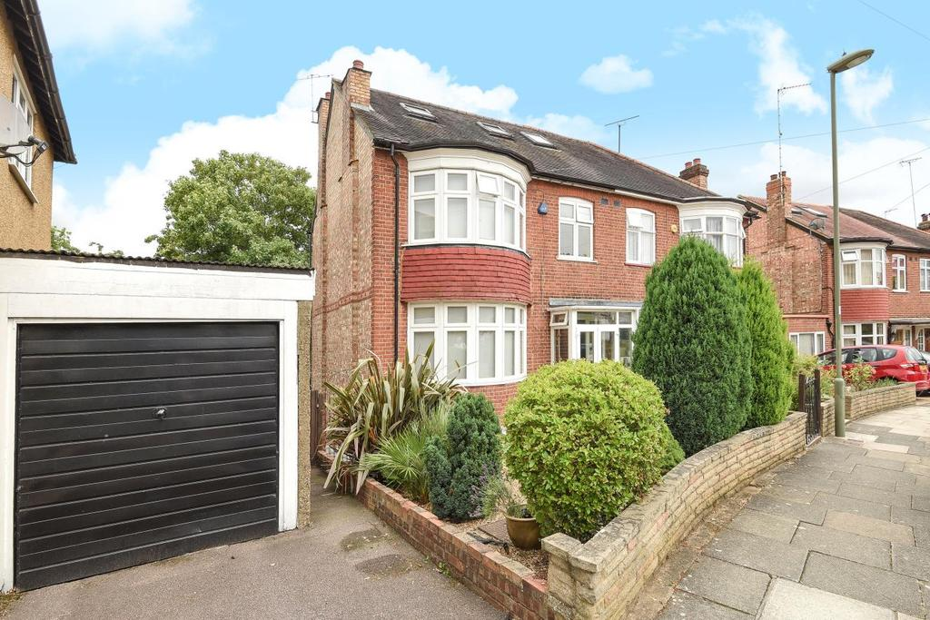 5 Bedrooms Semi Detached House for sale in Cedar Avenue, Barnet