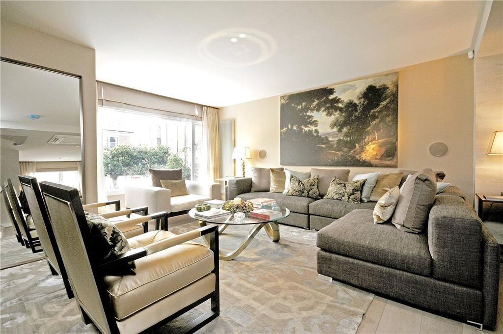 5 Bedrooms Plot Commercial for sale in Woodsford Square, Holland Park, London, W14