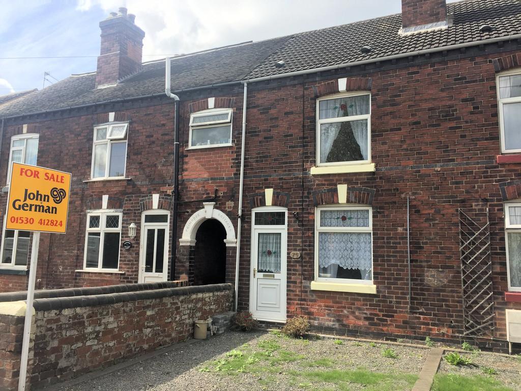 3 Bedrooms Terraced House for sale in Main Street, Albert Village