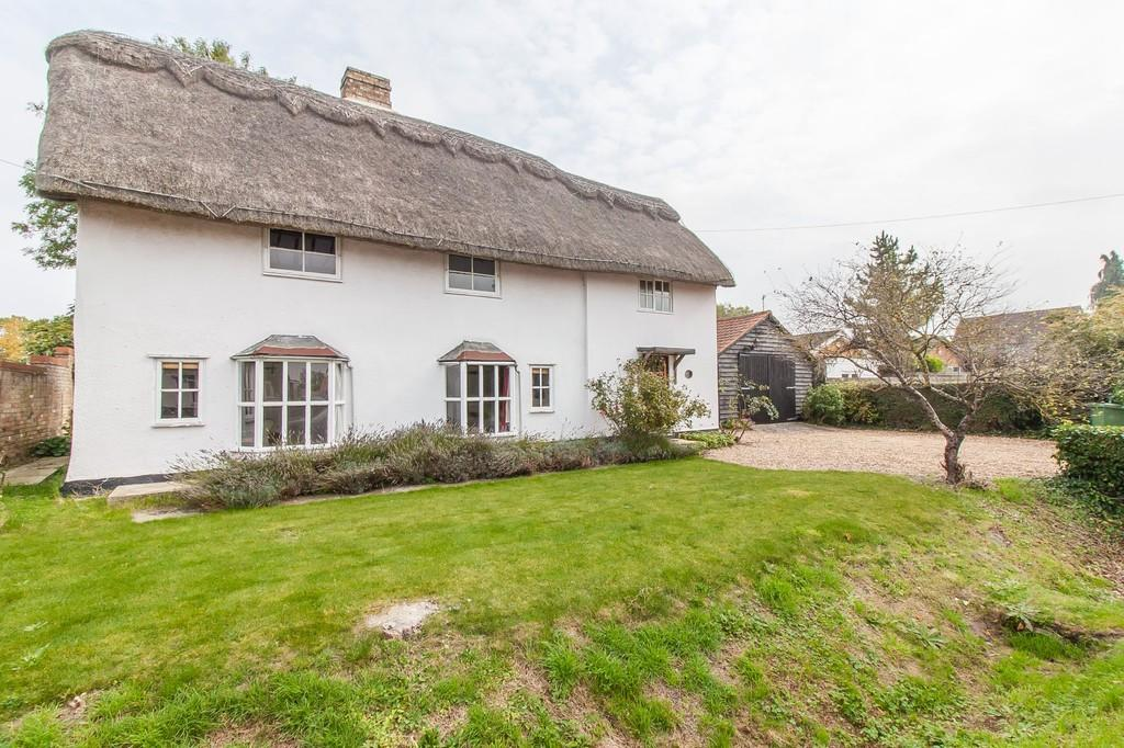 4 Bedrooms Cottage House for sale in Frog End, Shepreth, Royston