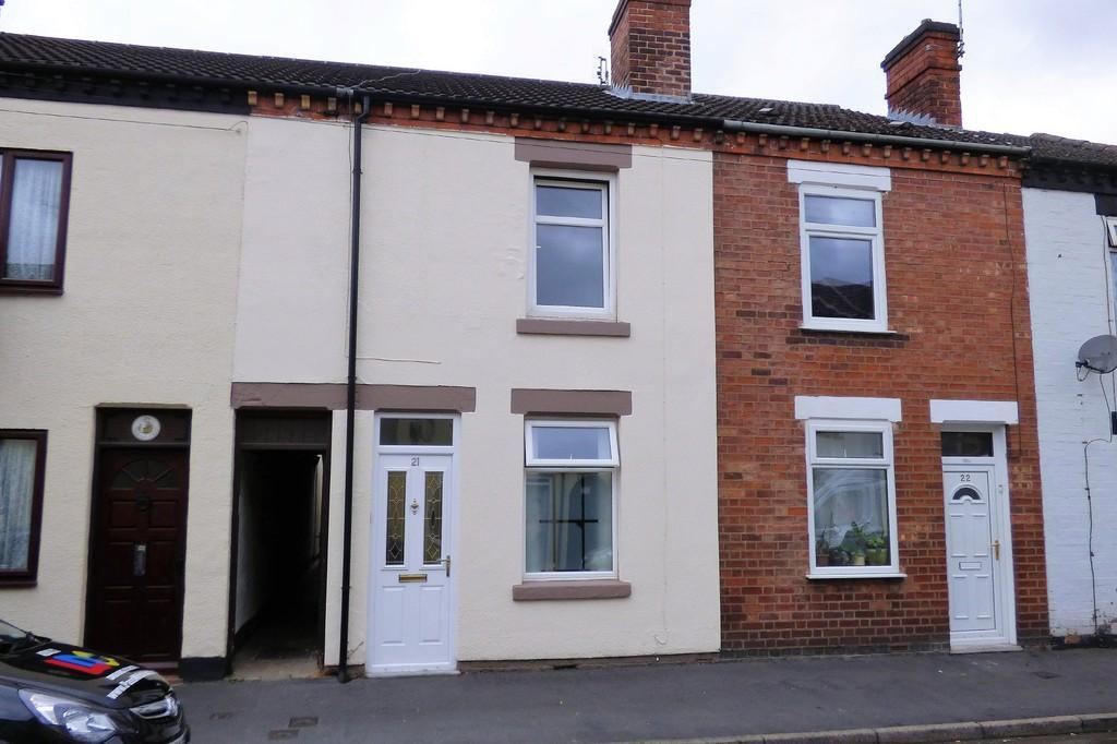 3 Bedrooms Terraced House for sale in Thornley Street, Burton-on-Trent