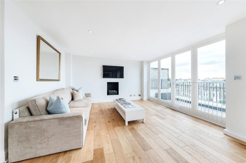 2 Bedrooms Flat for sale in Harcourt Terrace, London, SW10
