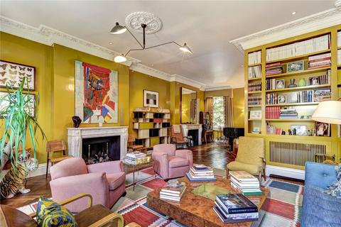 6 bedroom terraced house for sale - Tedworth Square, London, SW3