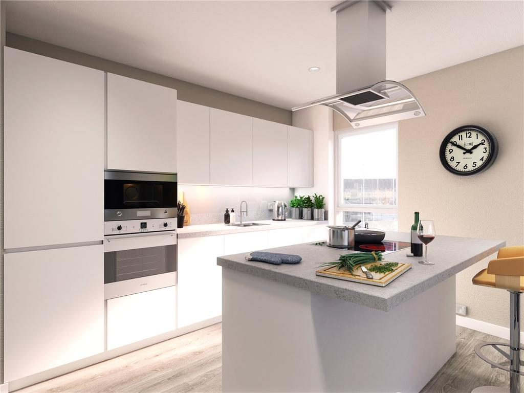 2 Bedrooms Flat for sale in Duplexes at Bayscape, Cardiff Marina, Watkiss Way, CF11