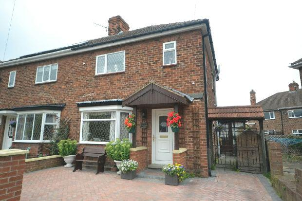 3 Bedrooms Semi Detached House for sale in Drew Avenue, GRIMSBY