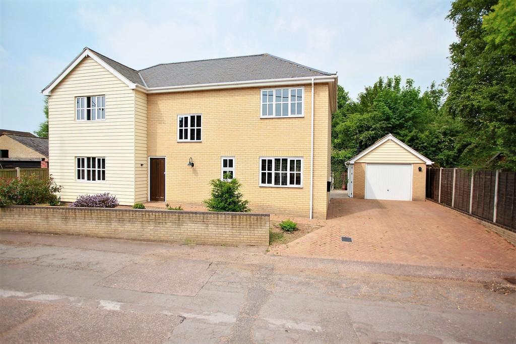 4 Bedrooms Detached House for sale in Jays Lane, Marks Tey, West Colchester