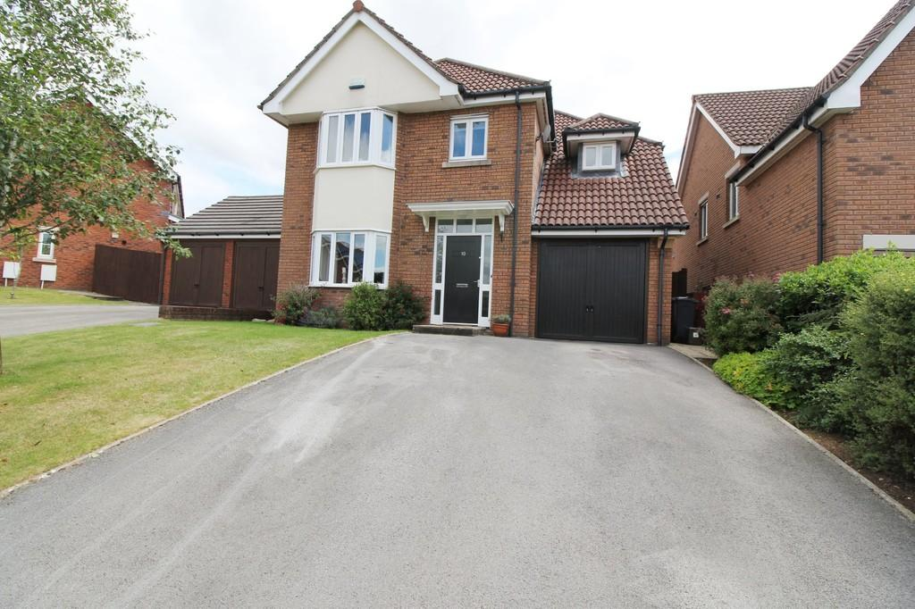 4 Bedrooms Detached House for sale in Old Mill Drive, Parc Rhydlafar, St. Fagans
