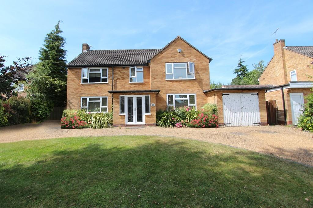4 Bedrooms Detached House for sale in Westfield Close, Dorridge