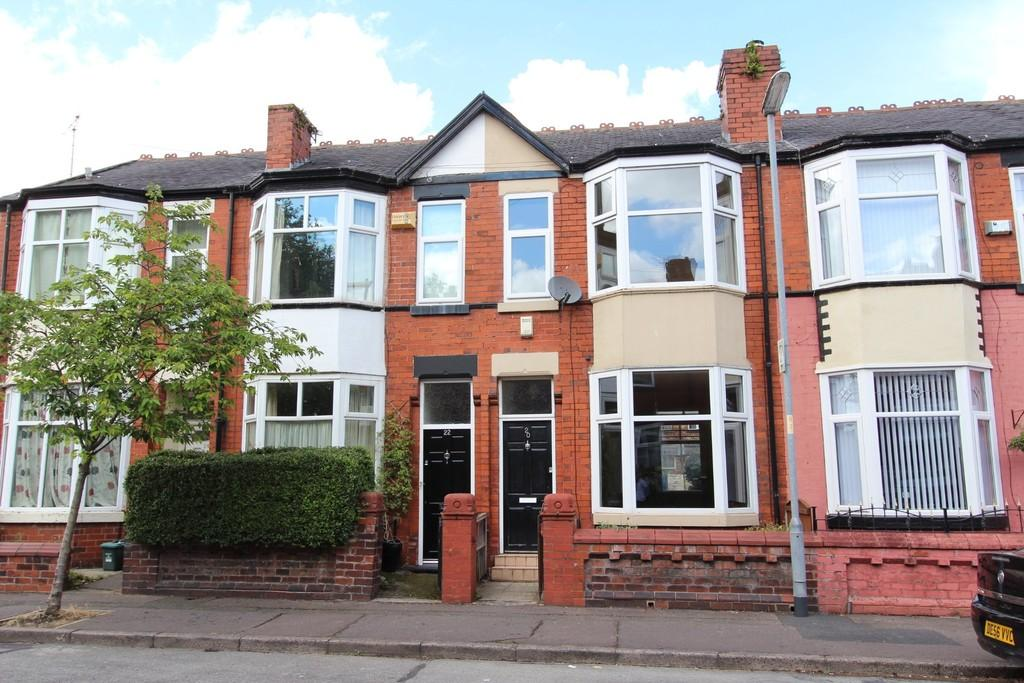 2 Bedrooms Terraced House for sale in Bournville Grove, Levenshulme