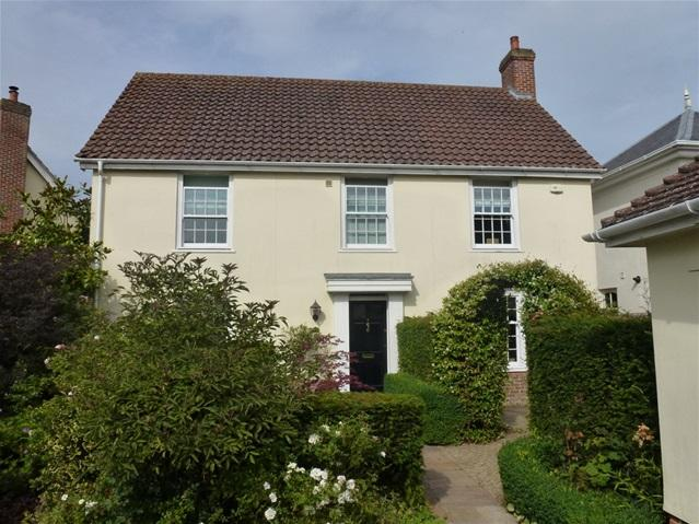 4 Bedrooms Detached House for sale in Garrod Approach, Melton Park, Woodbridge