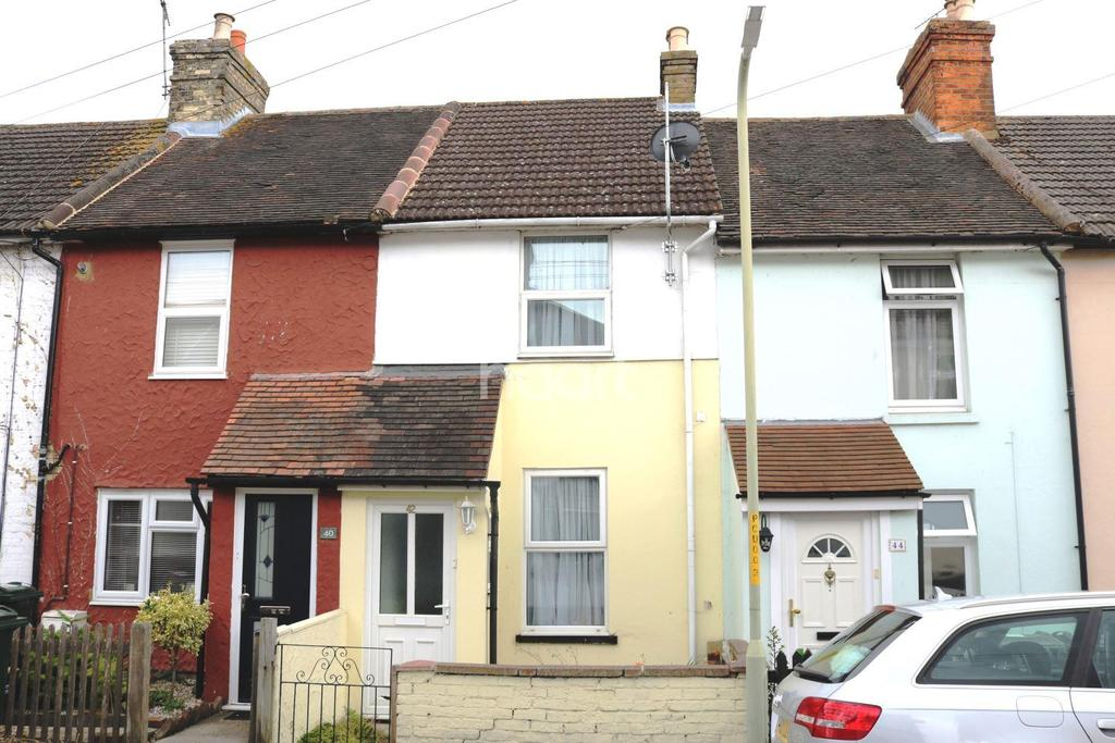 2 Bedrooms Terraced House for sale in Providence Street, Ashford, TN23 7TW