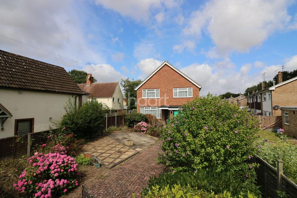 4 Bedrooms Detached House for sale in High street, Riseley