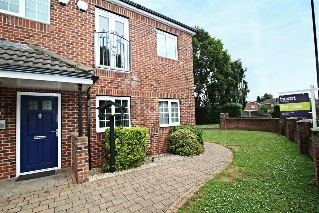 2 Bedrooms Flat for sale in Carr Lane, Bessacar