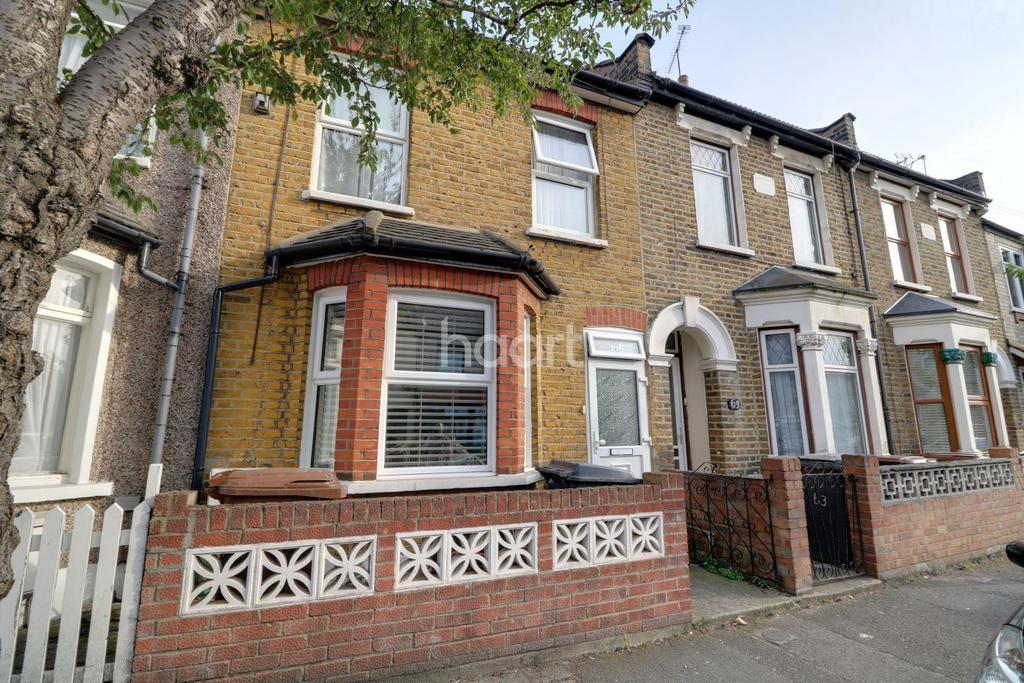 3 Bedrooms Terraced House for sale in Shakespeare Road , Walthamstow