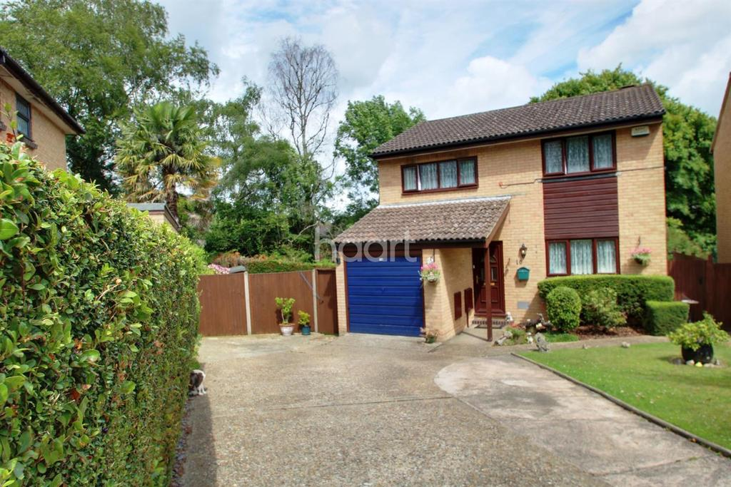 4 Bedrooms Detached House for sale in Brownelow Copse, Walderslade