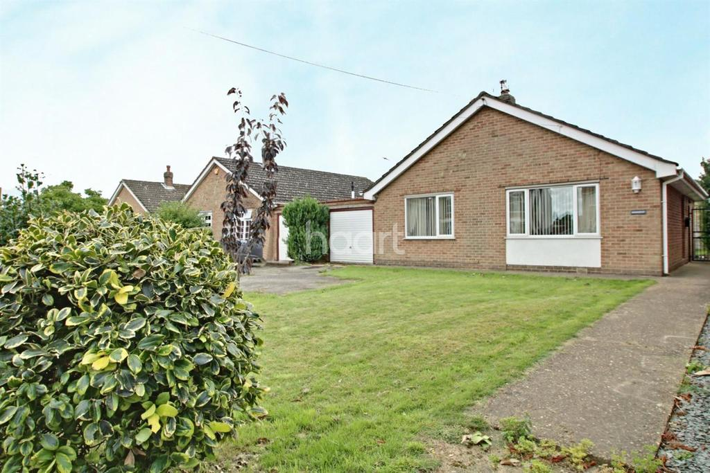 2 Bedrooms Bungalow for sale in Pius Drove, Upwell