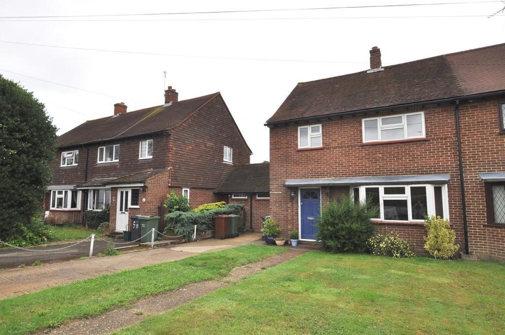 3 Bedrooms Semi Detached House for sale in Hazel Avenue, Guildford