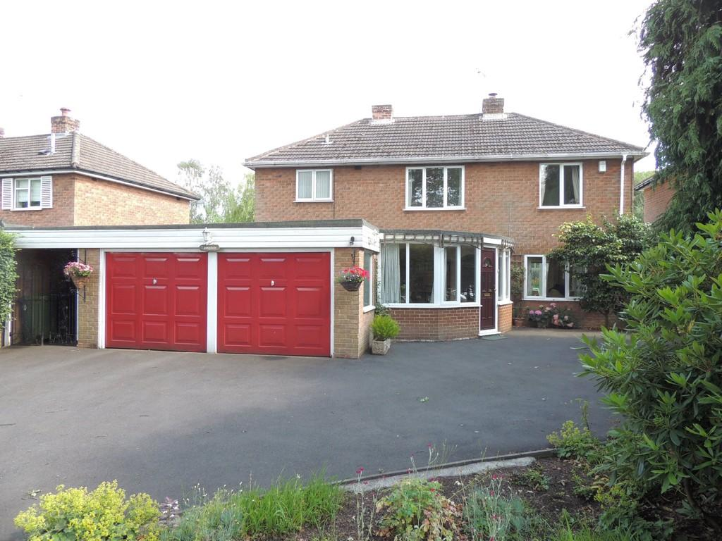 4 Bedrooms Detached House for sale in Broad Lane, Tanworth-In-Arden