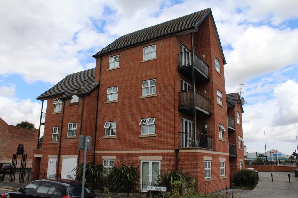 2 Bedrooms Apartment Flat for sale in Grand Union House, Ratcliffe Road, Loughborough