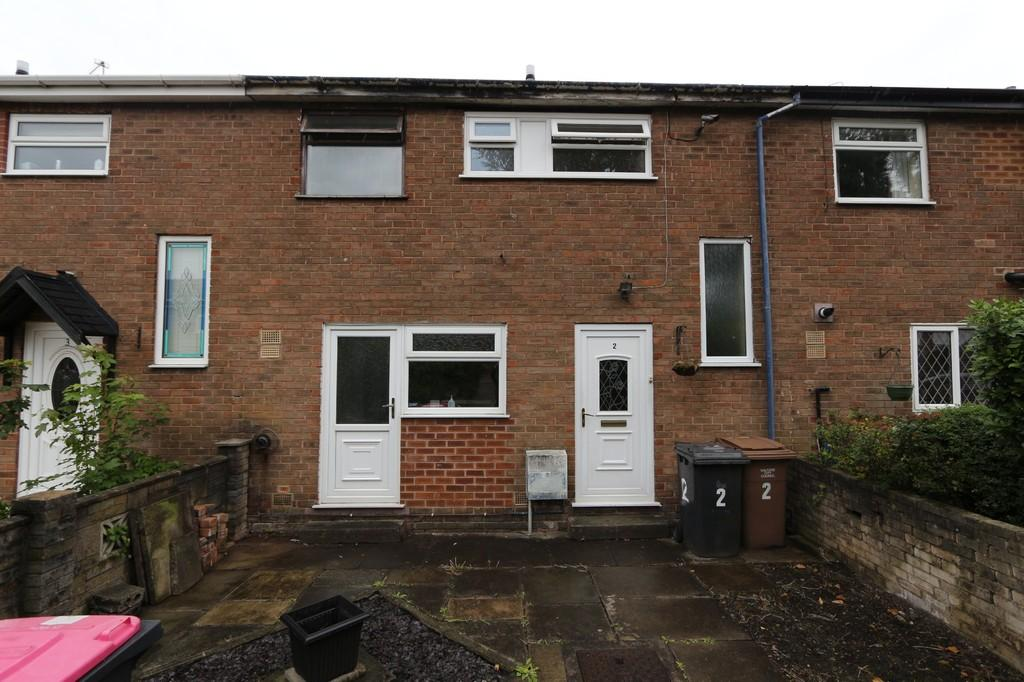 3 Bedrooms Terraced House for sale in 2 Cromwell Court Irlam
