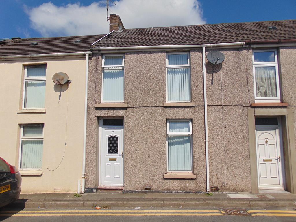3 Bedrooms Terraced House for sale in Gelli Road, Llanelli