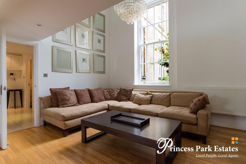 2 Bedrooms Apartment Flat for sale in Princess Park Manor