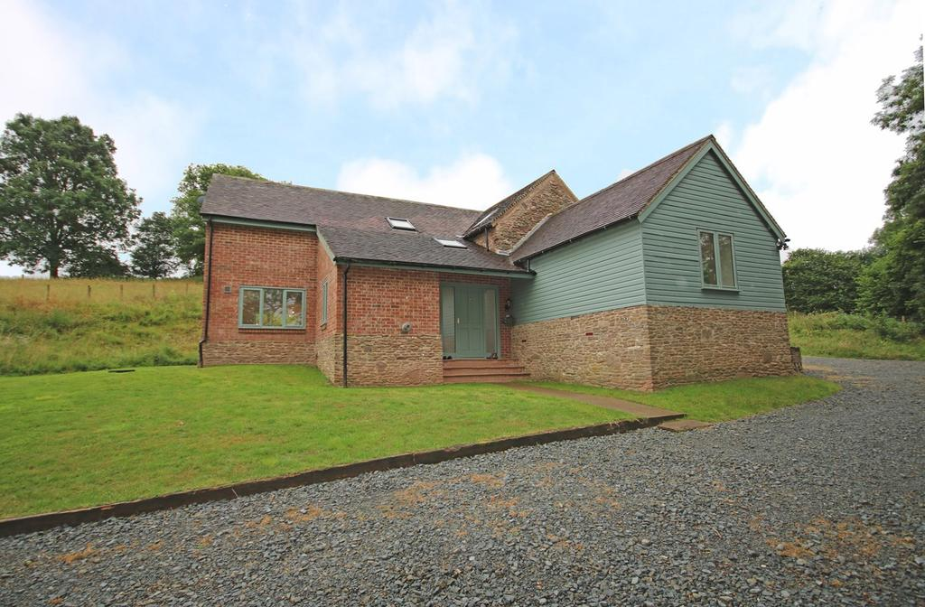 3 Bedrooms Country House Character Property for sale in Poplands Lane, Risbury, Herefordshire, HR6