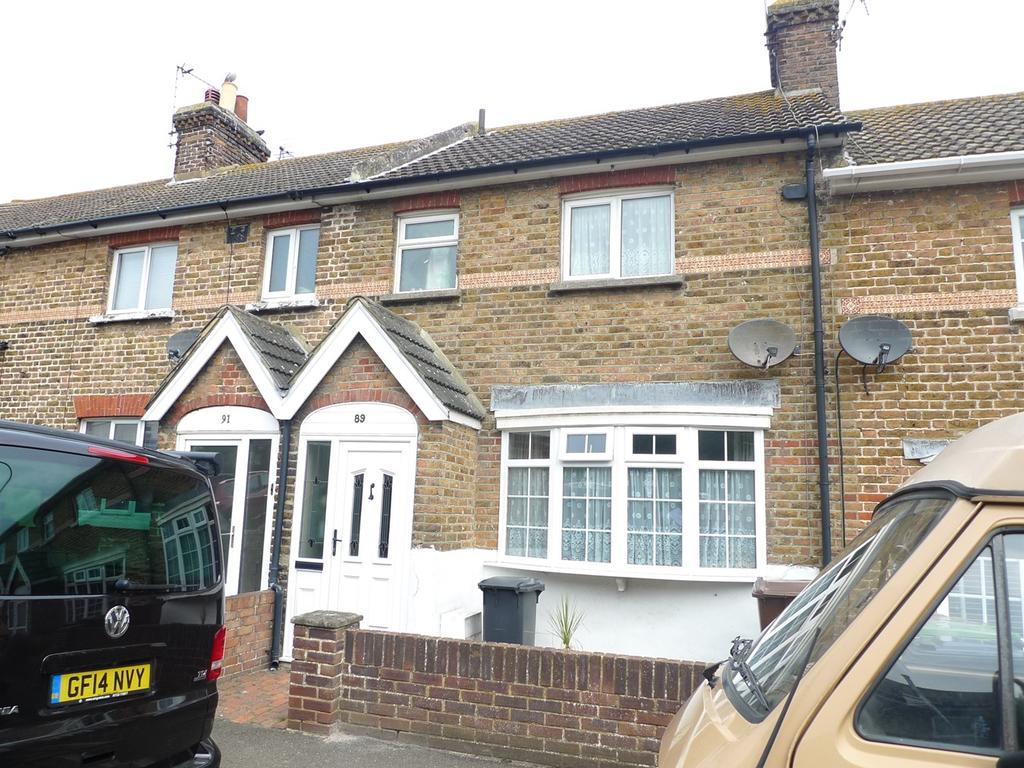 2 Bedrooms Terraced House for sale in Bradford Street, Old Town, Eastbourne, BN21