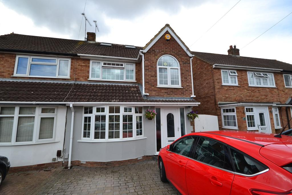 4 Bedrooms Semi Detached House for sale in Anthony Drive, Stanford-le-Hope, SS17