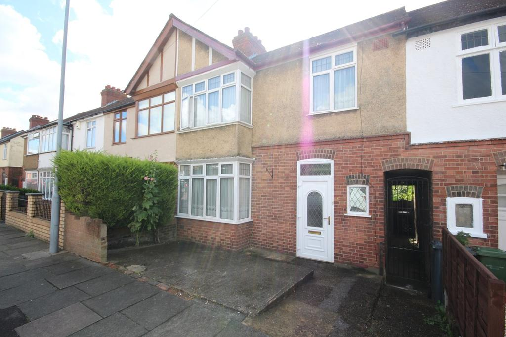 3 Bedrooms Terraced House for sale in Devon Road, Luton, LU2