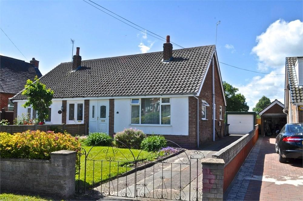 2 Bedrooms Semi Detached House for sale in Church Road, Barnton, Northwich, CW8