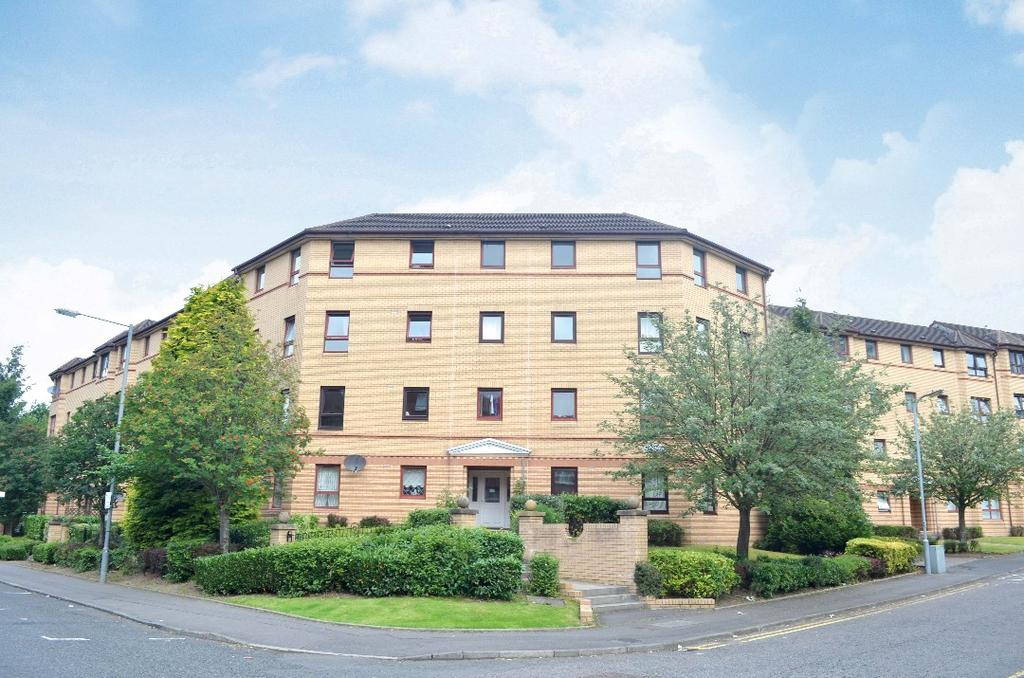 3 Bedrooms Flat for sale in Grovepark Gardens, Maryhill, Glasgow, G20 7JB