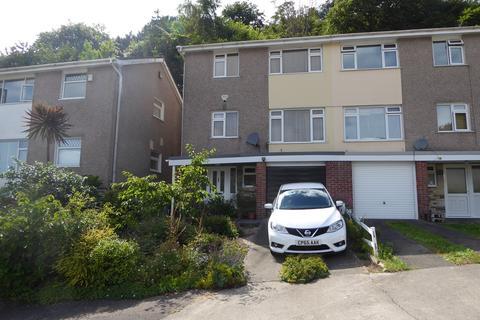 3 bedroom semi-detached house for sale - Notts Gardens, Uplands, Swansea, SA2