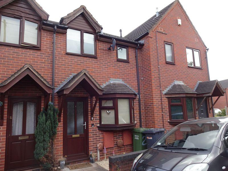 2 Bedrooms Terraced House for sale in Mill Lane, Kidderminster DY11 6YG