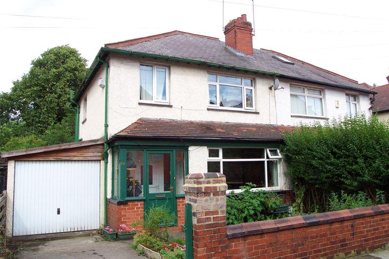 3 Bedrooms Semi Detached House for sale in Hartley Avenue, Leeds