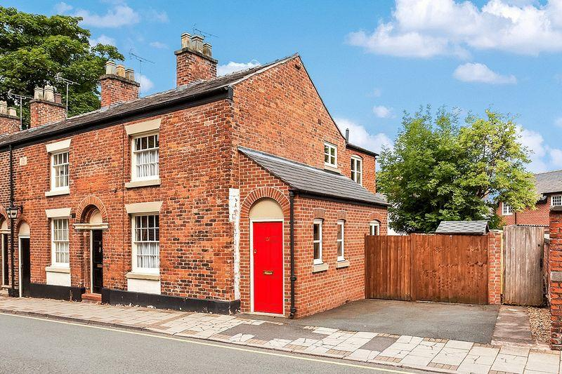 2 Bedrooms End Of Terrace House for sale in Chapel Street, Congleton