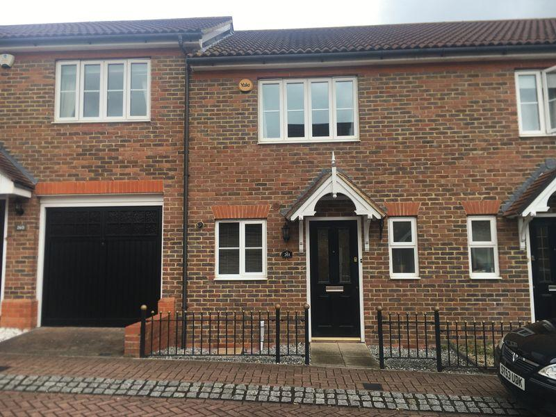 2 Bedrooms Terraced House for sale in Malkin Drive, Church Langley