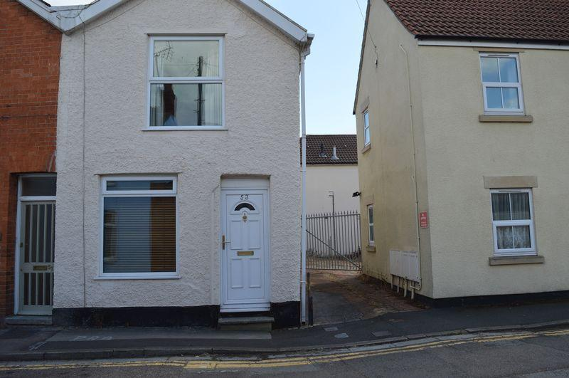 1 Bedroom End Of Terrace House for sale in Portman Street, Taunton