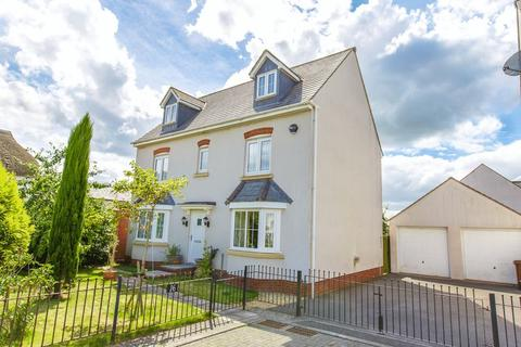 5 bedroom detached house for sale - Dulings Meadow, Copplestone