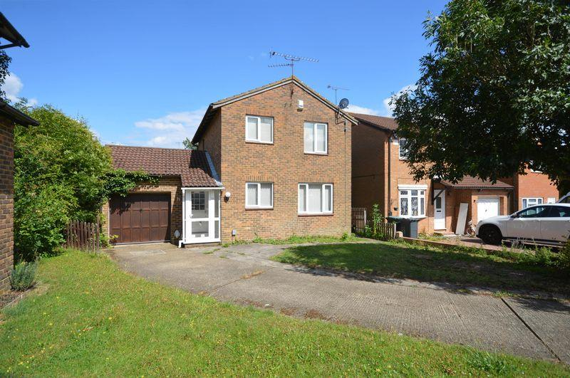 3 Bedrooms Detached House for sale in Hardwick Green, Luton