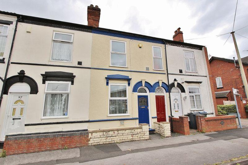 2 Bedrooms Terraced House for sale in Church Vale, West Bromwich