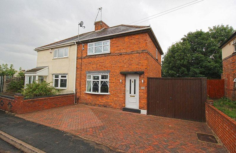2 Bedrooms Semi Detached House for sale in George Road, Tipton