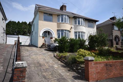4 bedroom semi-detached house for sale - Parkfields Road, Bridgend