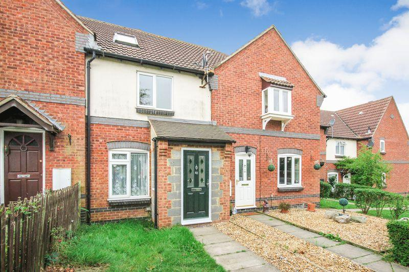 3 Bedrooms Terraced House for sale in Rousbury Road, Stewartby