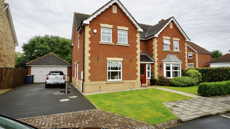 4 Bedrooms Detached House for sale in RAMSHAW CLOSE, Haydon Grange