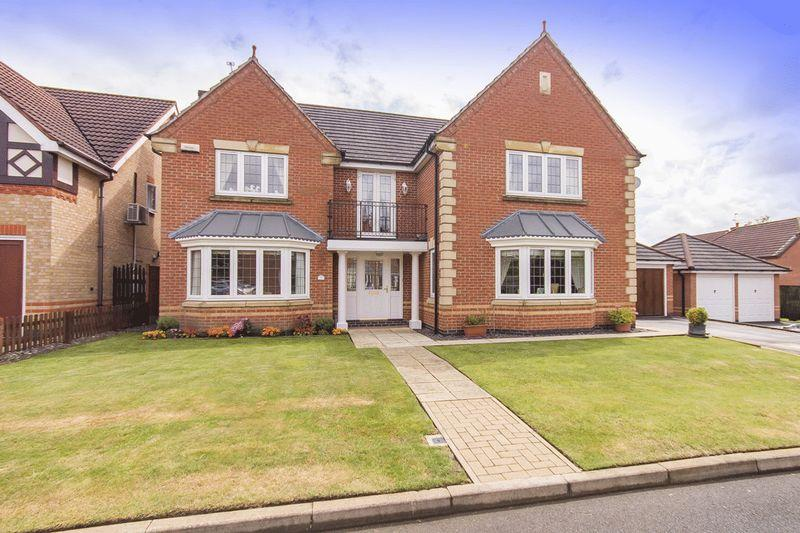 5 Bedrooms Detached House for sale in MAIZE CLOSE, LITTLEOVER