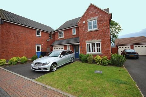 4 bedroom detached house to rent - WYCLIFFE CLOSE, DERBY