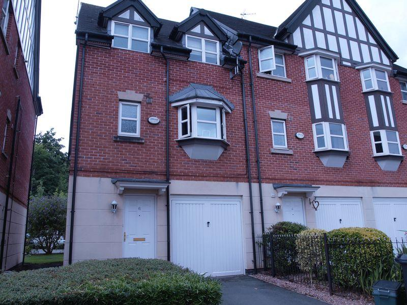 4 Bedrooms End Of Terrace House for sale in Freshwater View, Northwich, CW8 1GL