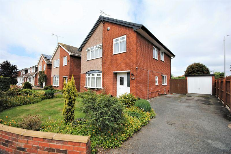 4 Bedrooms Detached House for sale in Wooler Close, Moreton