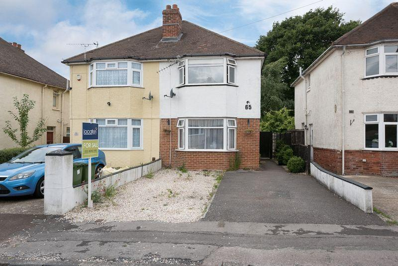 2 Bedrooms Semi Detached House for sale in Woolston, Southampton